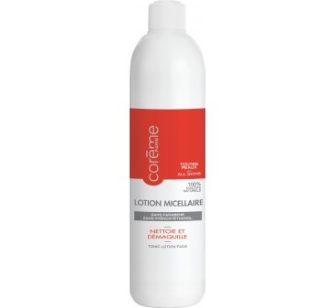 lotion tonique micellaire 250 ml